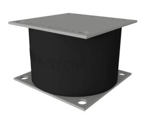 As principais aplicações do Vibra-Stop 40