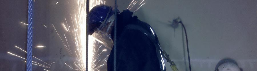 Aplicação dos equipamentos de manutenção industrial