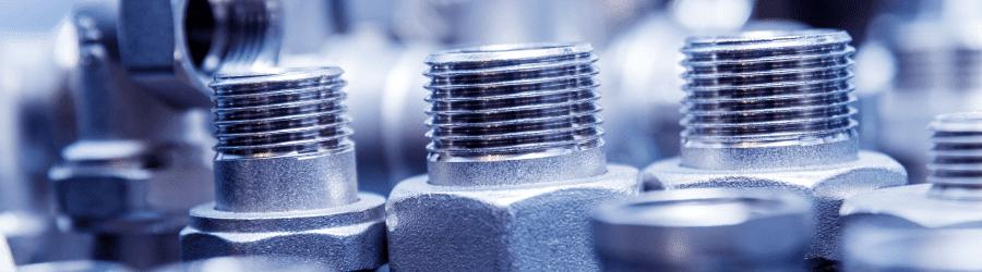 Características das conexões hidráulicas industriais