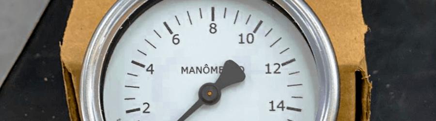 O que são os Manômetros de Pressão?