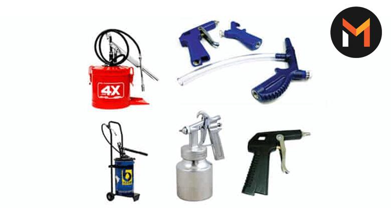 acessórios para manutenção industrial
