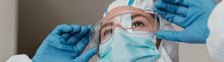 Você sabe qual é a real função dos óculos de proteção?
