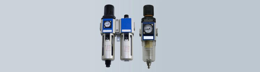 O que são os Filtros Reguladores Pneumáticos?